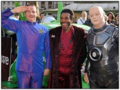 Red Dwarf cast return at premiere