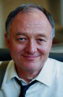 This image is of Ken Livingstone a speaker who may be booked through Parliament Speakers for public speaking engagements