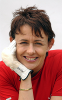 This image is of Tanni Grey-Thompson (Dame) a speaker who may be booked through Parliament Speakers for public speaking engagements