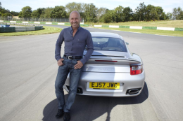 Top Gear's Original Stig now managed by Parliament Speakers