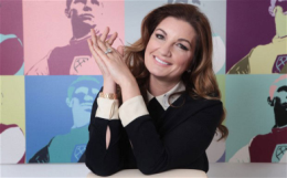 This image is of Karren Brady a speaker who may be booked through Parliament Speakers for public speaking engagements