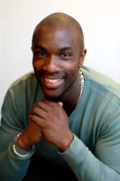 This image is of Derek Redmond a speaker who may be booked through Parliament Speakers for public speaking engagements