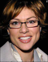 This image is of Kate Silverton a speaker who may be booked through Parliament Speakers for public speaking engagements