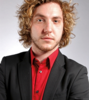 This image is of Seann Walsh a speaker who may be booked through Parliament Speakers for public speaking engagements