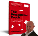 "Parliament Sponsors ""The Presentation Coach"", Launch Party"