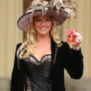 Michelle Mone Receives OBE
