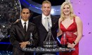 Chris Hoy wins BBC 2008 Sports Personality of the Year