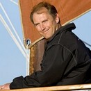 Pete Goss toasts winning Spirit after re-enacting epic sea voyage