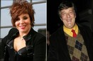 Ruby Wax and Stephen Fry among stars fighting to end stigma of mental illness