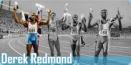 "Derek Redmond appears in Spanish ""Informe Robinson"" Documentary"